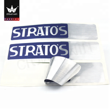 Vinyl Brand Name Waterproof Custom Logo Sticker