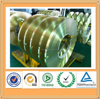 CuZn35 Brass strip copper still