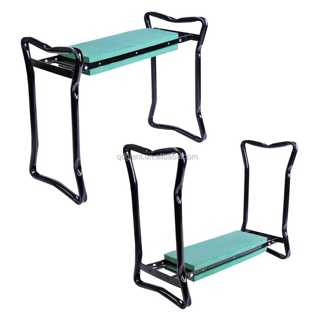 Transformable Kneeing garden bench