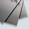 100 Twill 3K Carbon Fiber Laminated