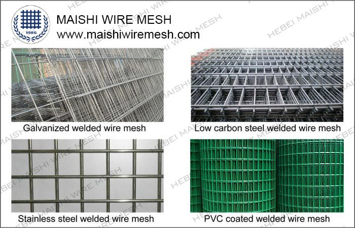 Stainless steel welded meshes for Drying Racks