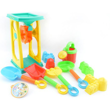 Kids Summer Outdoor Beach Toys Plastic Play Sand Set Toys for Fun