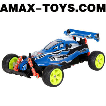 ro-4403306 1:18 rc buggy 4ch stylish high speed remote control off-road buggy with shock absorbers