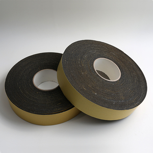 Application Ducts and Pipes PVC NBR Rubber Insulation Foam Tape