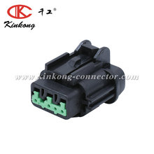 3 pin female sealed sumitomo automotive wire connector for NISSANS 6185-0868