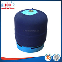 3KG Cooking Gas Cylinders / Used Gas Cylinder / LPG Gas Bottle for Africa