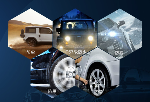 Bluetooth TPMS 4 Sensors Tire Pressure Monitoring System External