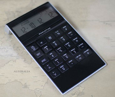 Nice Desk 8 Digit Business Calculator