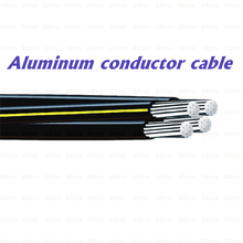 Aluminum Conductor Cable 600 Voltage URD Cable with XLPE Insulation Multicore Conductor