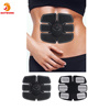 Fitness Slimming Body Sculptor Muscle Trainer Butterfly ab Gymnic Belt Massager Pad ems Abdominal Muscle Exerciser Belts Fat Bur