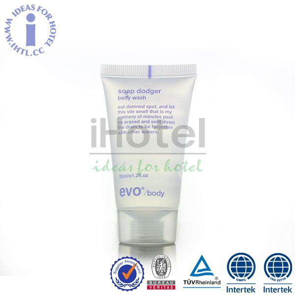 Hotel Brand Name Body Lotion