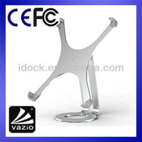 Desktop Aluminium Alloy Stand Holder 360 Degrees for iPad 2 3 or 4