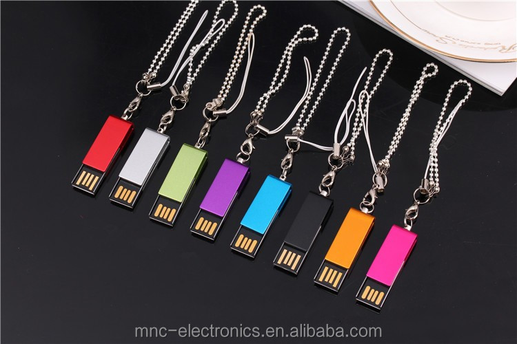 Portable compact Mini USB ,Custom color water proof type USB storage driver