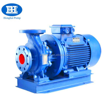 Best Price Electric Motor Driven Single-stage Centrifugal Water Pump with CE Certified