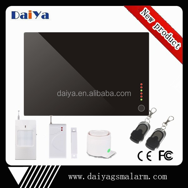 hot new product wireless alarm 3g with multi language DY-D1