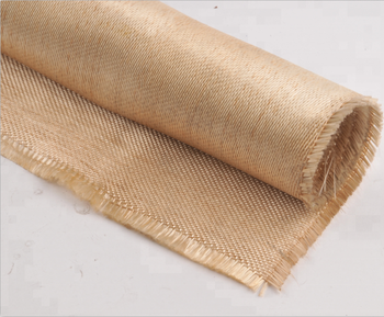 Hot sale and good price for High silicon oxygon fiberglass fabric cloth
