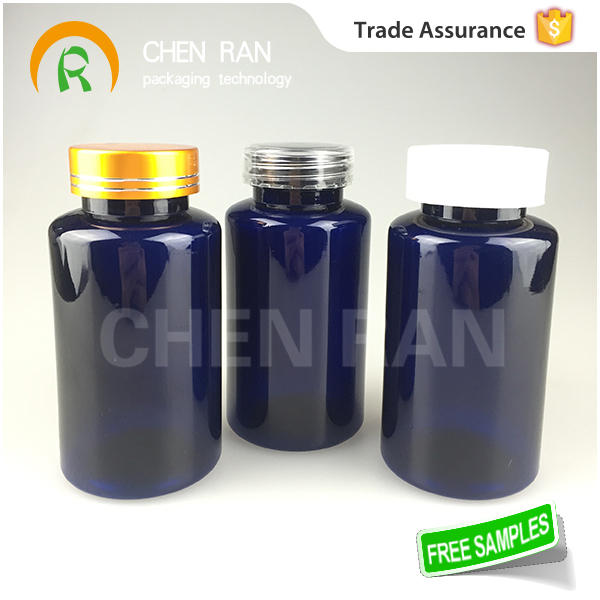 Save 20% free sample bpa free GMP QS Wholesale new product clear pharmaceutical sex medicine storage pill bottles with child saf