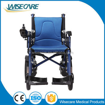 Foshan Handicapped Electric Wheelchair For Cheap Prices