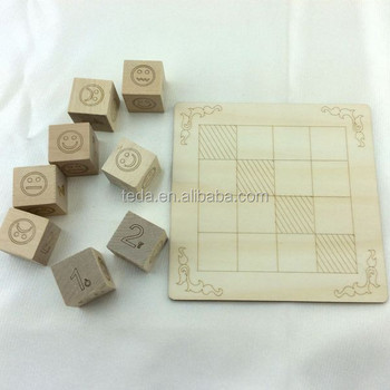 Laser cut different designs  Woods Puzzles