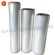 Multi-extrusion POF Tube Film for Palletized Goods
