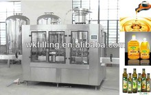 2014 Best quality oil liquid filing machine for the olive oil
