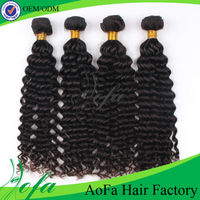 100% human remy hair weave weft tangle free on sell 18 inch brazilian hair extension