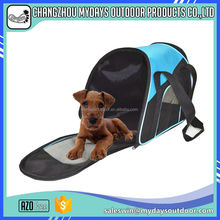Pet outdoor traveling high quality dog bag carrier small