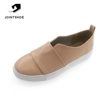 Factory Direct Wholesale Soft Sole pink Leather upper Sneaker shoes