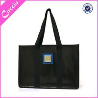 Lastest Design canvas bags for embroider clear pvc travel cosmetic bag