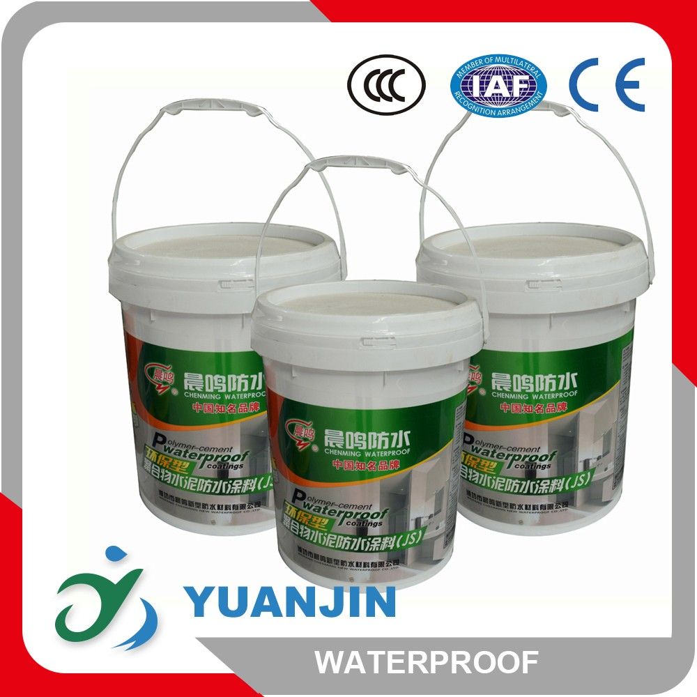 quick drying rubber and bitumen/bituminous waterproofing coating with good extension made in China