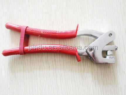 lead sealing pliers to press lead seal
