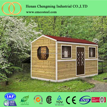 2016 latest design comfortable tiny house/wooden chalet/log cabin for sale now