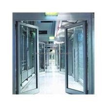 hot selling frameless fire rated glass door