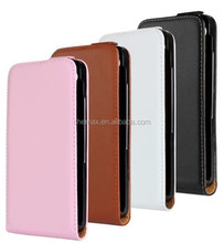 Hotsale Style Genuine Leather Flip Case Cover Pouch for Blackberry Z30
