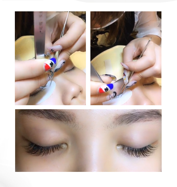 No Fume No Odor No Irritating Sensitive Best Eyelash Glue For Eyelash Extension Ad
