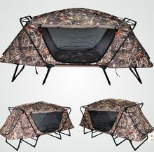 Best quality luxury army canvas truck roof top tent for sale