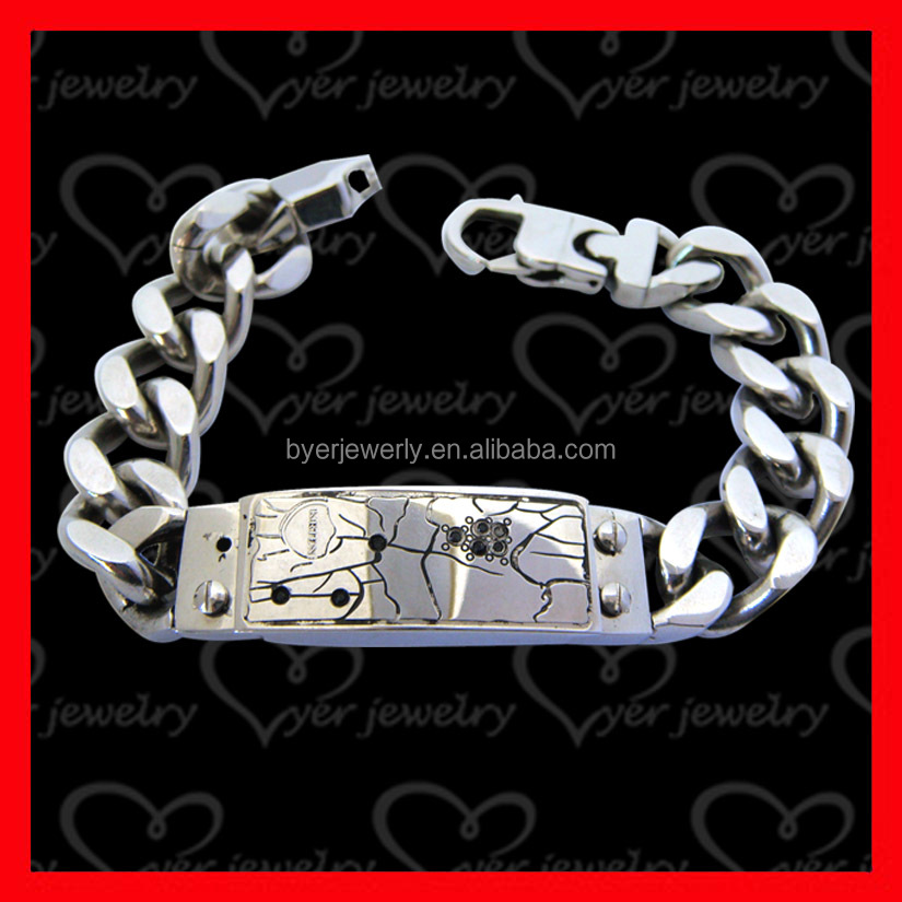 316l stainless steel bracelets china supplier