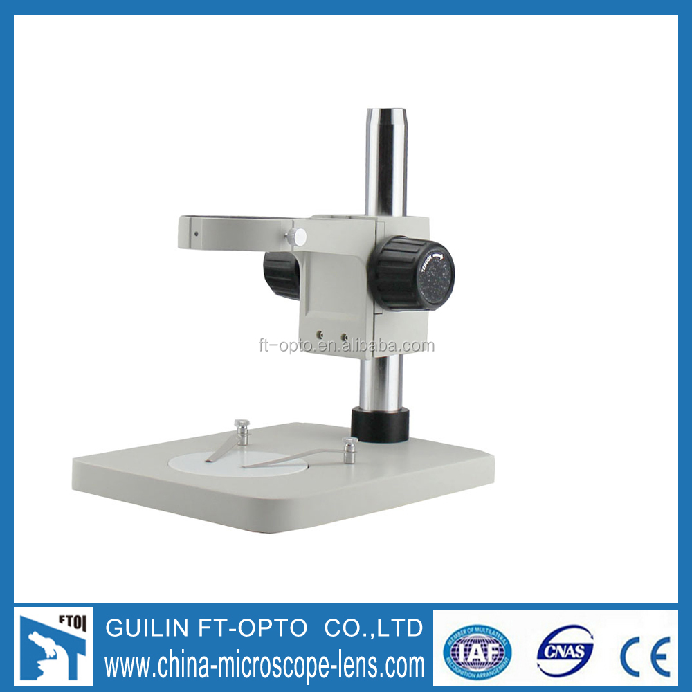FH01B1 stereo microscope post stand used in all kinds of Stereo Microscope.