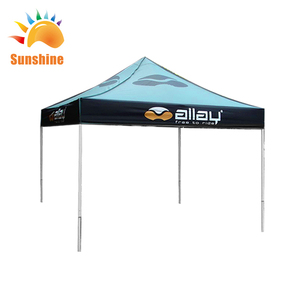 2019 China cheap outdoor Custom Printing Canopy Awnings 10 By 10 Feet