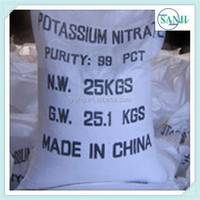 Price For Potassium Nitrate KNO3
