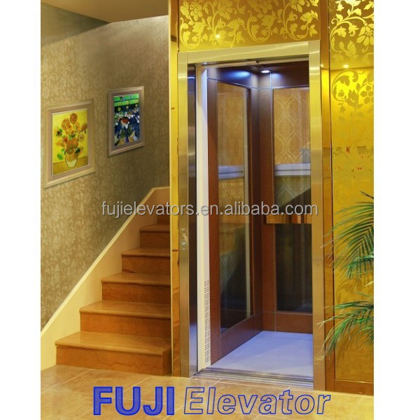 Fuji 200kg 320 kg 450kg home elevator for sale buy home Homes with elevators for sale