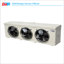 Standing type industrial air cooler with water defrost for cold room