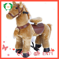 O(*^__^*)O HI CE ride on horse toys with springs riding horse toys