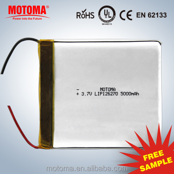 shenzhen digital camera Li-polymer super power battery 3.7V