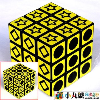 DB Cube [Color Blind]