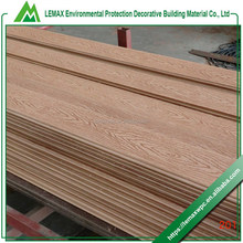 High Quality Sound Insulation Wood Composite Decking White