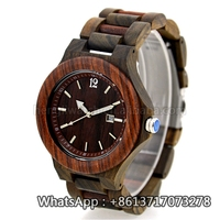 New arrival watch eco-friendly wood watch mens wooden wrist watch HL-Bg-321