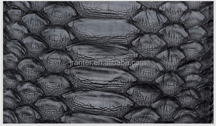 Jranter Custom Luxury Python Snake Men's Wallet Genuine Leather Wallet