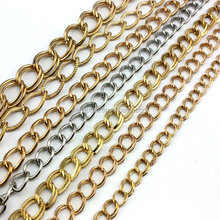 fashion aluminum chain for jewelry,necklace