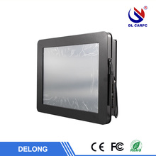 Best thin inexpensive 2.0Ghz black multi-touch online industrial all in one pc with built in wifi